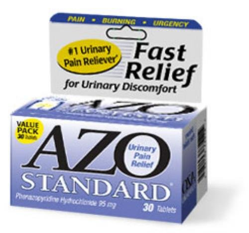 Buy Standard Urinary Pain Relief 30 Tabs (Azo, Health & Personal Care, Products, Health Care, Pain Relievers)