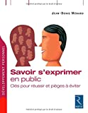 img - for Savoir s'exprimer en public (French Edition) book / textbook / text book