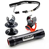 Exposure Joystick Mk.8 Front Bike Light With Mounts And Lanyard Black