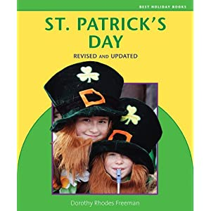 St Patricks Day activities for kids - St Patrick book & activities, recommended by HowToHomeschoolMyChild.com