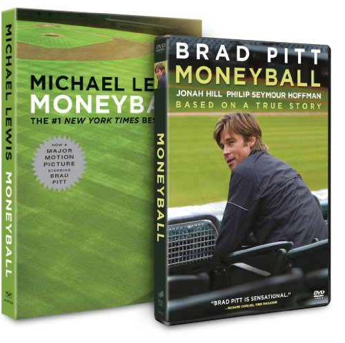 Moneyball DVD & Book Pack