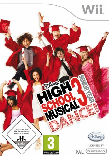 High School Musical 3 - Senior Year Dance Software Pyramide