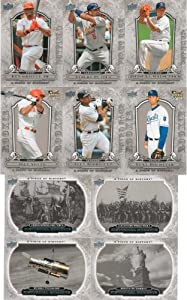 2008 Upper Deck A Piece of History Baseball Complete Mint Hand Collated 200 Card.... by Upper Deck