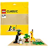 Lego® Classic - 10699 - Jeu De Construction - La Plaque De Base Sable