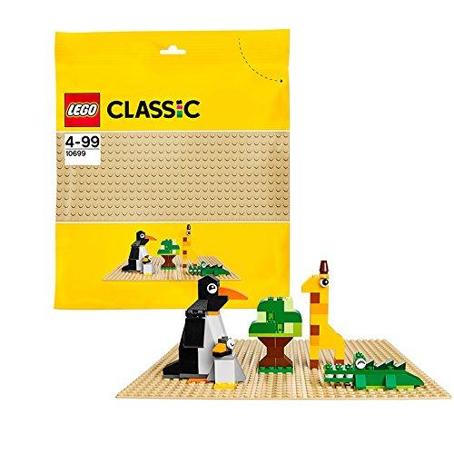 LEGO classic Foundation Board (Beige) 10,699