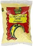 Tropical Sun Cornmeal Fine 500 g (pack of 6)