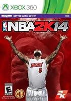 NBA 2K14 - Xbox 360 from 2K Sports