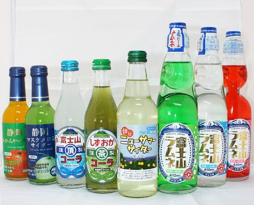 【地域限定発売】静岡ご当地ジュースセット