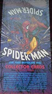 SPIDER MAN THE TODD MCFARLANE ERA COLLECTOR CARDS 1992