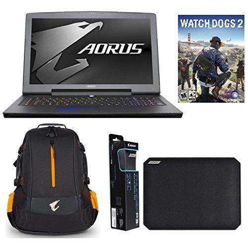 AORUS X7 v6-PC3D (i7-6820HK, 16GB RAM, 256GB NVMe SSD + 1TB HDD,...