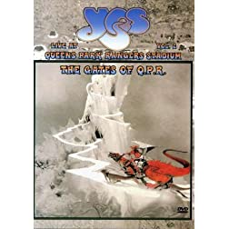 Yes Live At Queens Park Rangers Stadium: Gates Of Q.P.R. Vol. 2