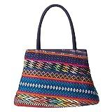 Bright Jacquard Bag