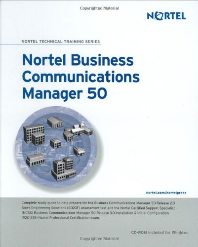 Nortel Business Communications Manager 50