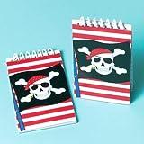 Amscan Notizblock *Pirat*