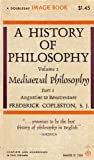 img - for The History of Philosophy Volume 2 Mediaeval Philosophy Part 1 Augustine to Bonaventure book / textbook / text book