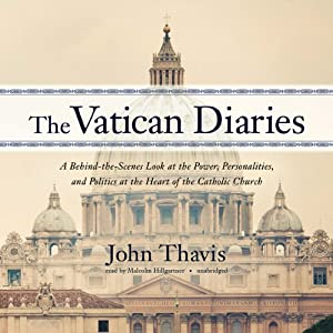 The Vatican Diaries Audiobook