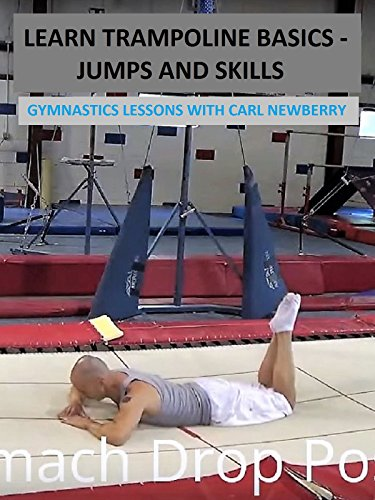Learn Trampoline Basics (Jumps and Skills)