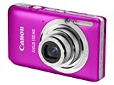 Canon IXUS 115 HS Digital Camera – Pink (12.1MP, 4x Optical Zoom) 3.0 inch LCD Picture