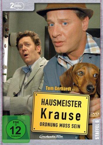 Hausmeister Krause - Ordnung muss sein, Staffel 6 [2 DVDs]
