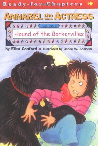 Annabel the Actress Starring In: Hound of the Barkervilles PDF