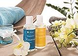 Deluxe-Massagel-Geschenkset-2x100ml-Lumunu-Sinnesduett-fr-entspannenden-Massagegenuss
