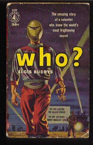 Who?, Algis Budrys