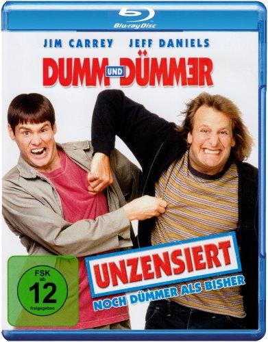 Dumm und Dümmer - Unzensiert [Blu-ray]