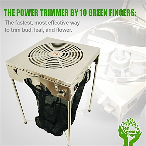 Big Save! Ten Green Fingers Motorized Leaf bud Trimmer
