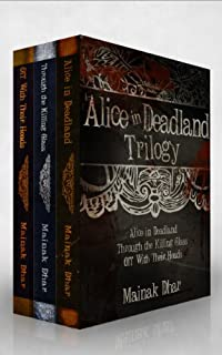 Alice In Deadland Trilogy by Mainak Dhar ebook deal