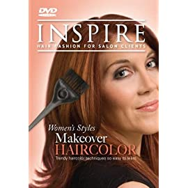 Women's Styles: Makeover Hair Color