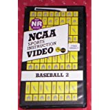 NCAA Baseball Vol. 2 [VHS] by