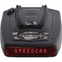 Escort Passport S75 Radar Detector With BSM Filter & GPS with Auto Lock
