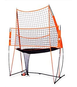 Bow Net Volleyball Practice Station by Bow Net