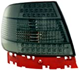 FK Automotive FKRLXLAI9005 LED R�ckleuchten fit for Audi A4 Limousine (Typ B5) Baujahr 95-00, klar / rot