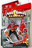 Power Rangers - Samurai - Fire Ranger - Red 4