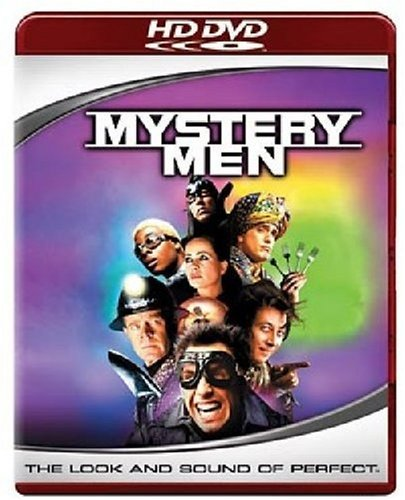Cover art for  Mystery Men [HD DVD]