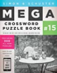 Simon & Schuster Mega Crossword Puzzl...