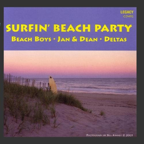 Various Artists - Beach Boys / Jan & Dean / Deltas - Surfin