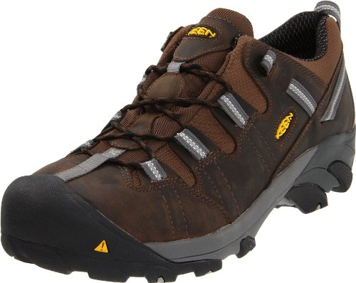 Keen Utility Men's Detroit Low ESD Steel-toed Work Boot