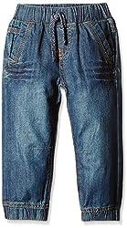 Fox Boys' Trousers  (Dark Jeans_3 years_619549)