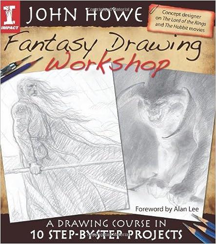 John Howe Drawings John Howe Fantasy Drawing