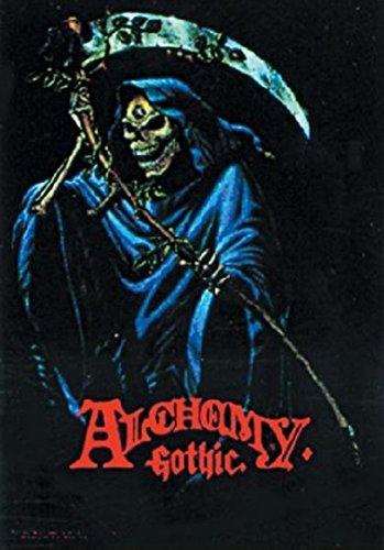 Poster Bandiera Alchemy Grim Sage