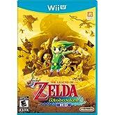 ゼルダの伝説 風のタクト HD 北米版Wii U  ※国内版本体動作不可