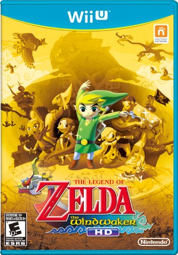 The Legend Of Zelda: The Wind Waker Hd front-313459