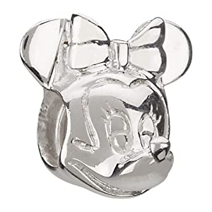 Chamilia Minnie Mouse Head Charm