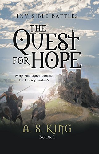 The Quest for Hope | The Best New Science Fiction & Fantasy Book Series | For Teens & Young Adults by A. S. King