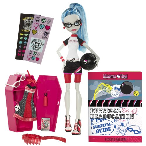 Monster High Classroom Playset And Ghoulia Yelps Doll