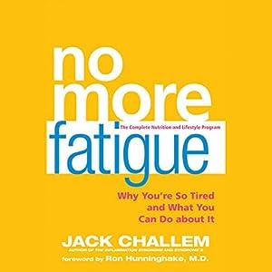 No More Fatigue Audiobook