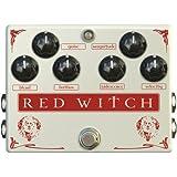 Red Witch Premium Range Pedals MC001 Medusa Tremolo Guitar Chorus Effect Pedal