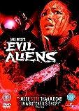 Evil Aliens packshot